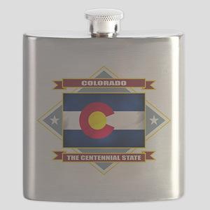 Colorado diamond Flask