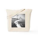Villa Surfer Tote Bag
