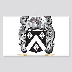 Chapa Family Crest - Chapa Coat of Arms Sticker