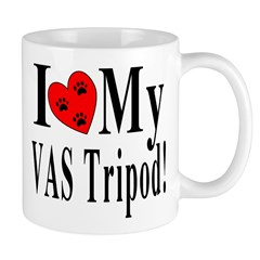 I Love My VAS Tripod Mug
