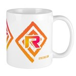 UTR - Fire Side (Red and Yellow) Mug