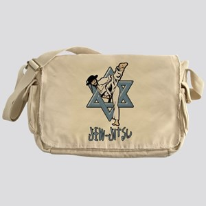 Jew Jitsu Messenger Bag