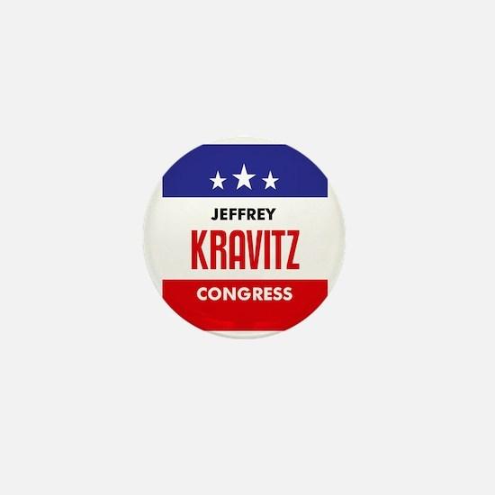 Kravitz 06 Mini Button
