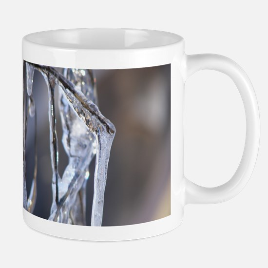 The Icy Fingers of Winter Mug