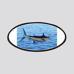 Blue Marlin on Water Patches