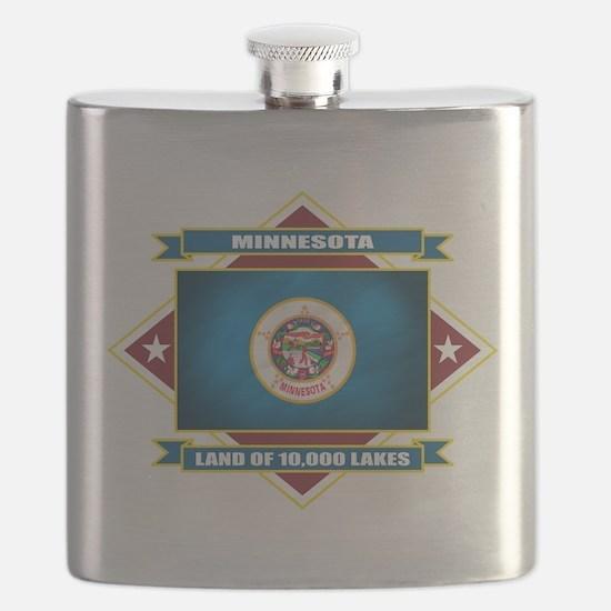 Minnesota diamond.png Flask