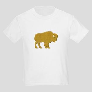 American Bison Kids Light T-Shirt