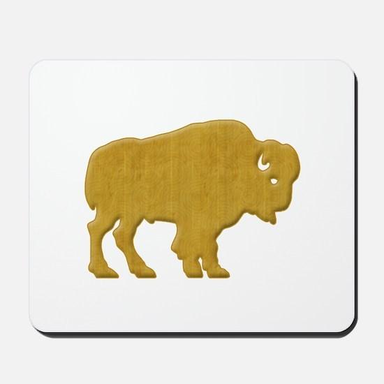 American Bison Mousepad