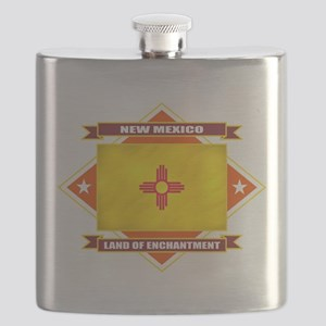 2-New Mexico diamond Flask