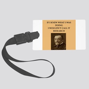 5 Large Luggage Tag