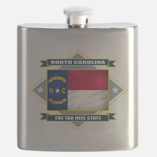 North Carolina diamond.png Flask
