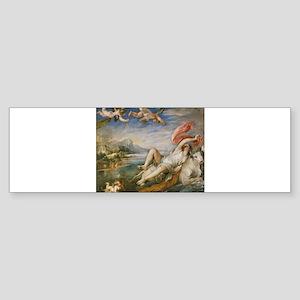 Rubens Vintage Painting Sticker (Bumper)