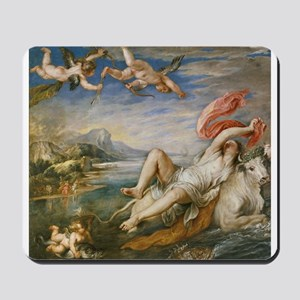 Rubens Vintage Painting Mousepad