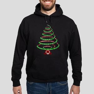 Christmas Tree Hoodie (dark)