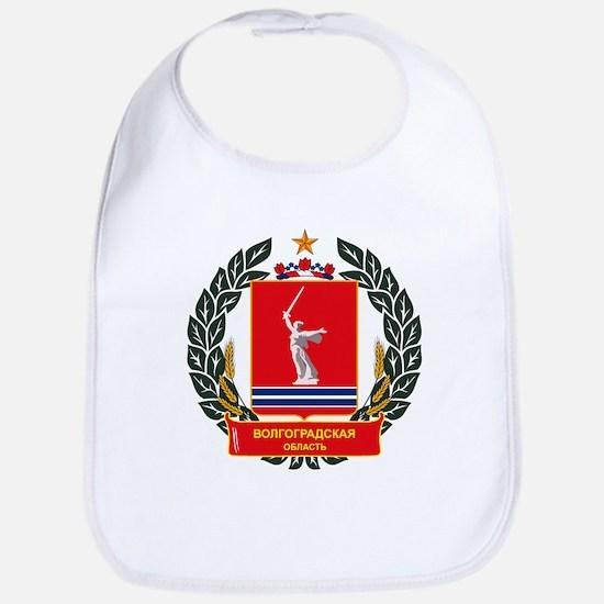 Volgograd Coat of Arms Bib