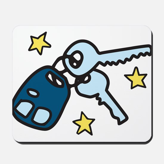 Car Keys Mousepad