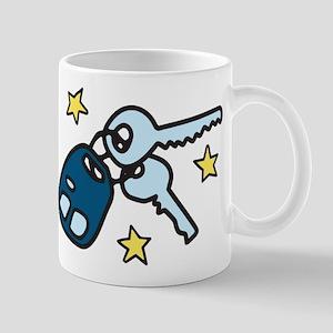 Car Keys Mug