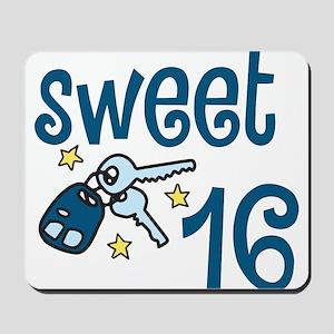 Sweet 16 Mousepad