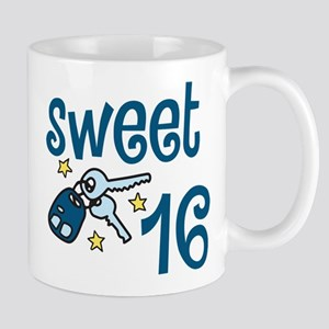 Sweet 16 Mug