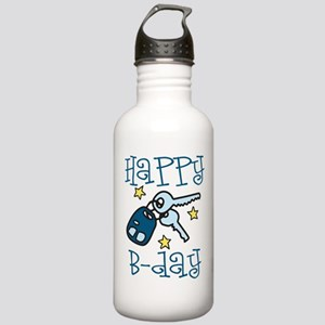 Happy B-day Stainless Water Bottle 1.0L