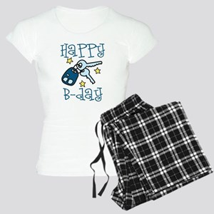 Happy B-day Women's Light Pajamas