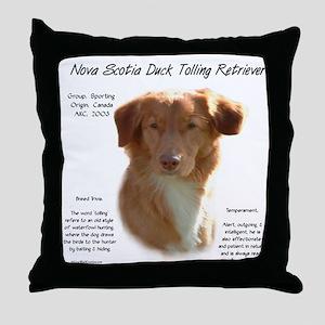Toller Throw Pillow