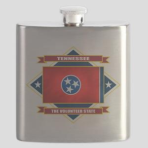 Tennessee diamond Flask