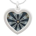 Gilded Bobsledding Flies Necklaces