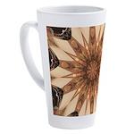 Wooden Tech 17 oz Latte Mug