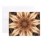Wooden Tech Note Cards (Set of 10)