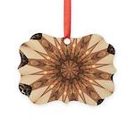 Wooden Tech Ornament