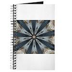 Gilded Bobsledding Flies Notebook
