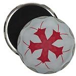 Red Firecracker Bugs Magnets