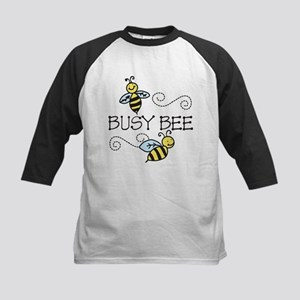 Busy Bees Kids Baseball Jersey