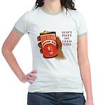 Can 'O Whoop Ass Jr. Ringer T-Shirt