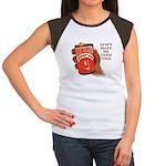 Can 'O Whoop Ass Women's Cap Sleeve T-Shirt