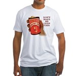 Can 'O Whoop Ass Fitted T-Shirt