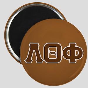 Lambda Theta Phi Letters Magnet