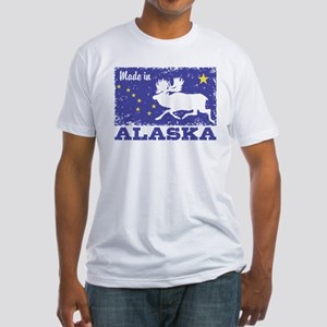 Made In Alaska Fitted T-Shirt