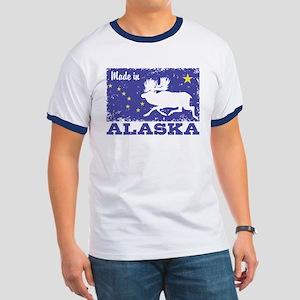 Made In Alaska Ringer T