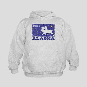 Made In Alaska Kids Hoodie