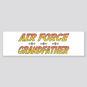 Air Force Grandfather Bumper Sticker