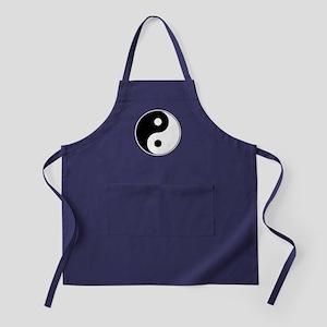 Yin-Yang Apron (dark)