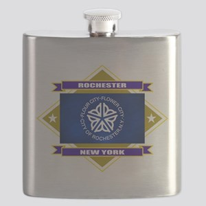 Rochester diamond Flask
