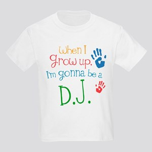 Kids Future D.J. Kids Light T-Shirt