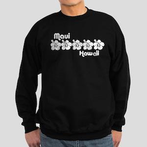 Maui Hawaii Sweatshirt (dark)