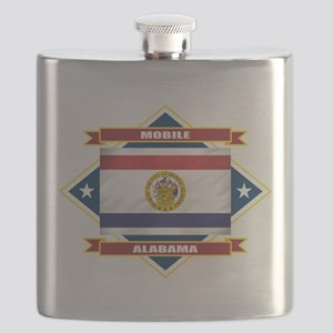 Mobile diamond Flask