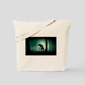 Midnight Stalk Tote Bag