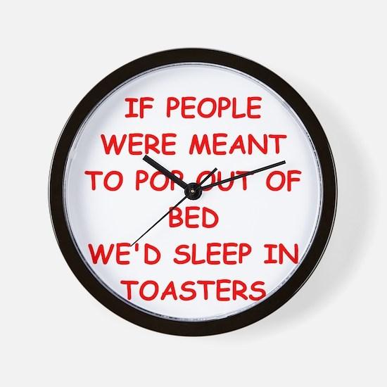 SLEEP.png Wall Clock