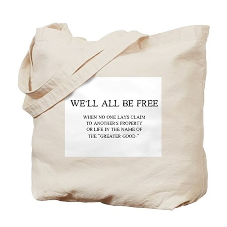 Greater Good Tote Bag